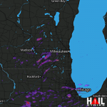 1.75 Inch Hail Near Chicago, IL 05-07-2012
