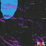 2.75 Inch Hail Near Indianapolis, IN 05-21-2014