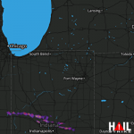 1.75 Inch Hail Near Greenfield, IN 05-04-2015